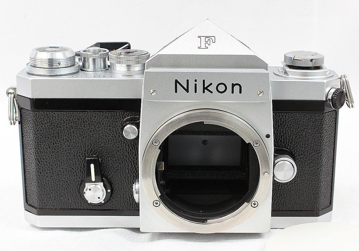 Nikon ニコン F アイレベルファインダー シルバー ボディ 難有り品