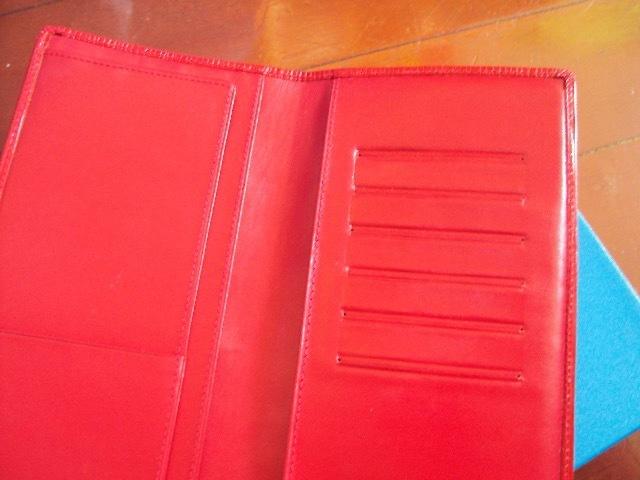 &未使用品!Jacobの革製の財布!_画像5