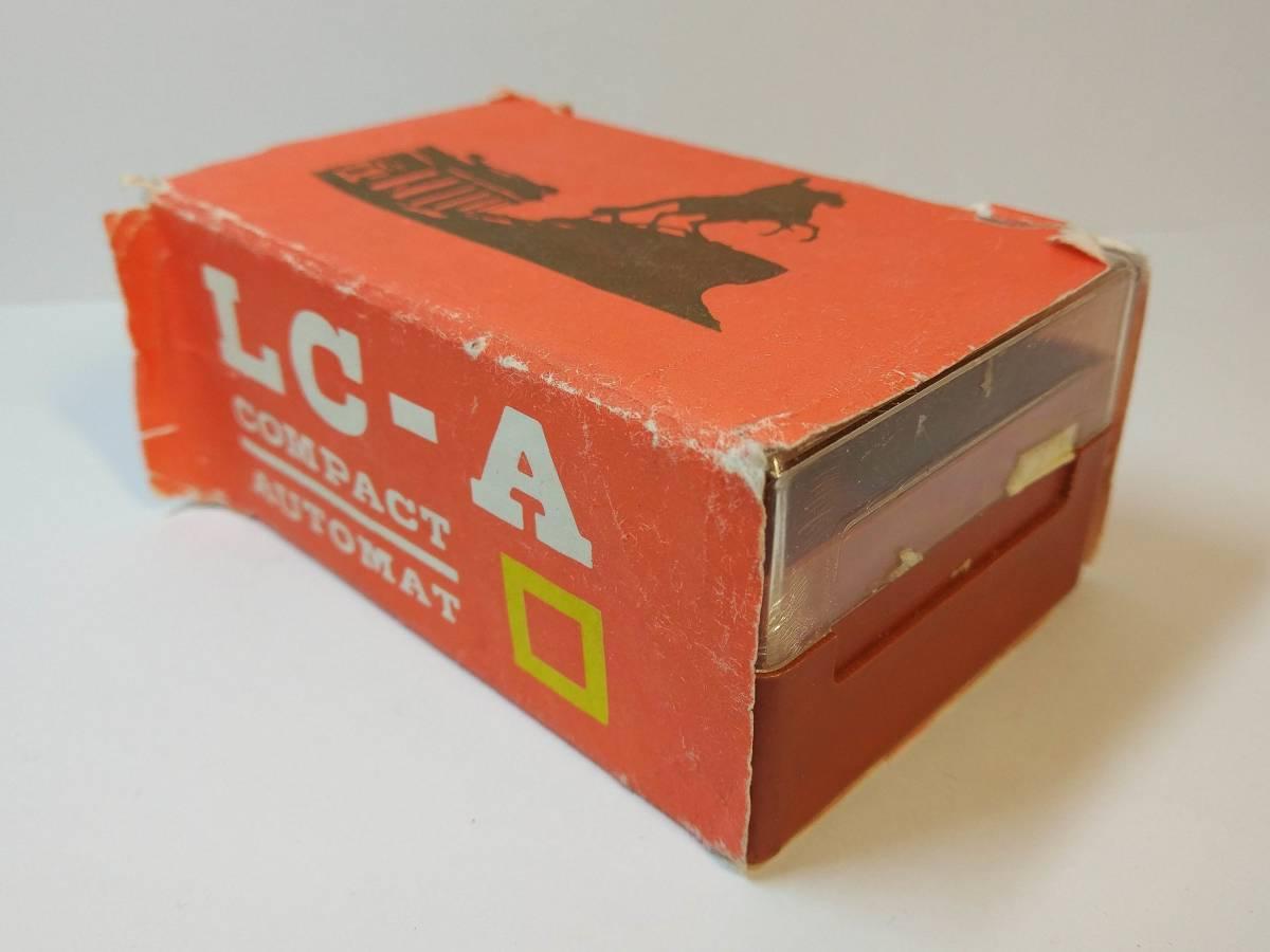 極上の LOMO Compact LC-A コンパクトCosina CX-2 #1008B_画像2