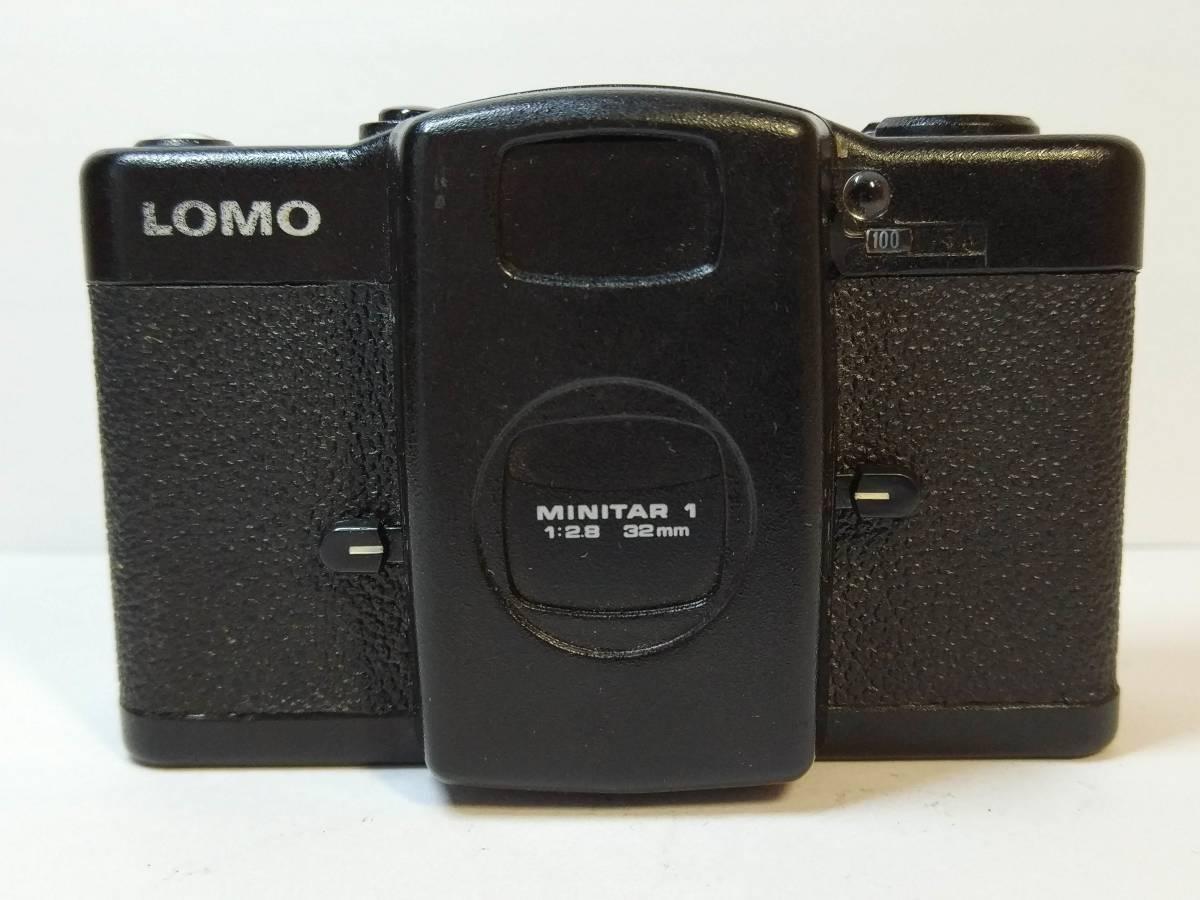 極上の LOMO Compact LC-A コンパクトCosina CX-2 #1008B_画像4