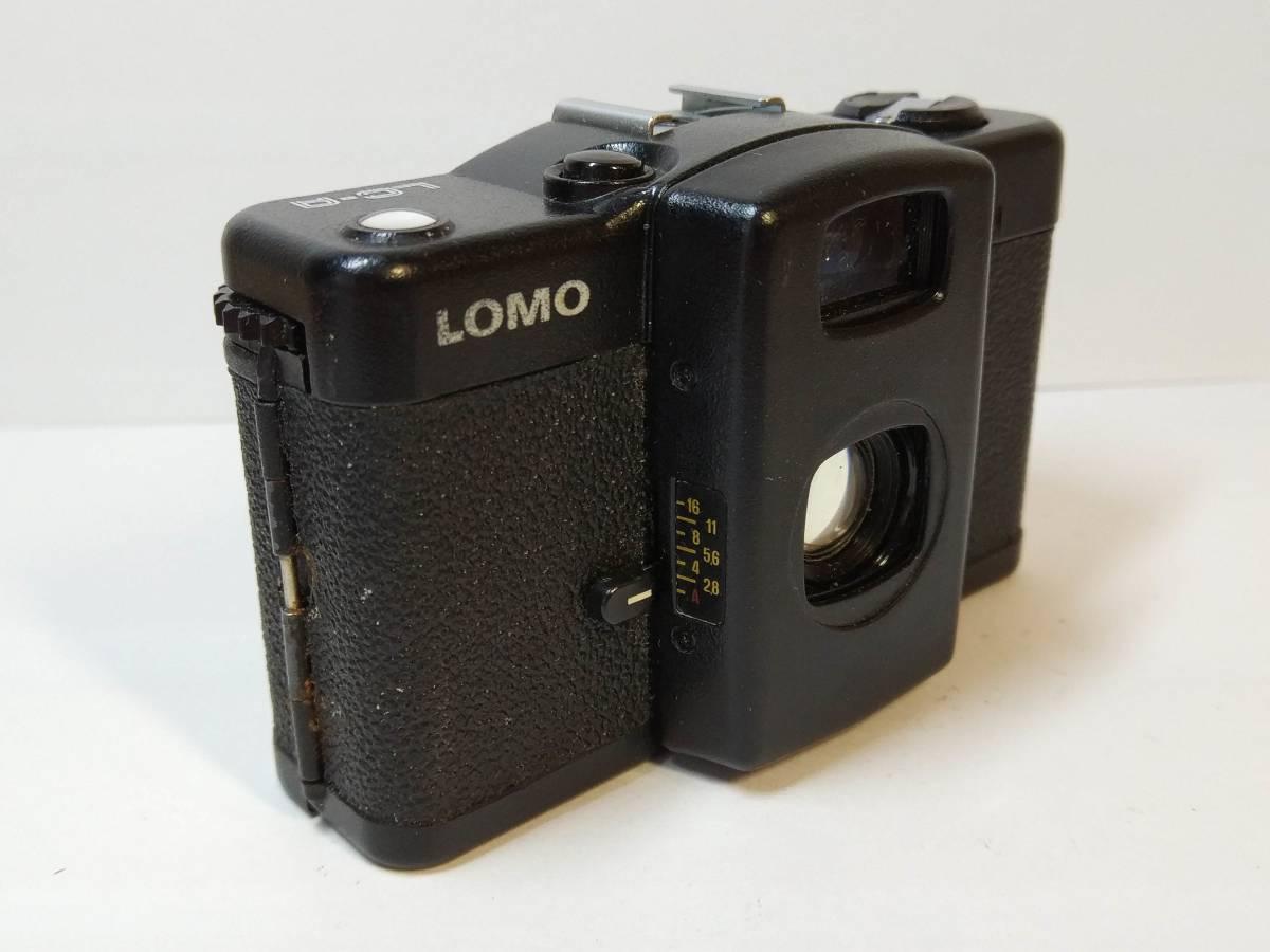 極上の LOMO Compact LC-A コンパクトCosina CX-2 #1008B_画像6