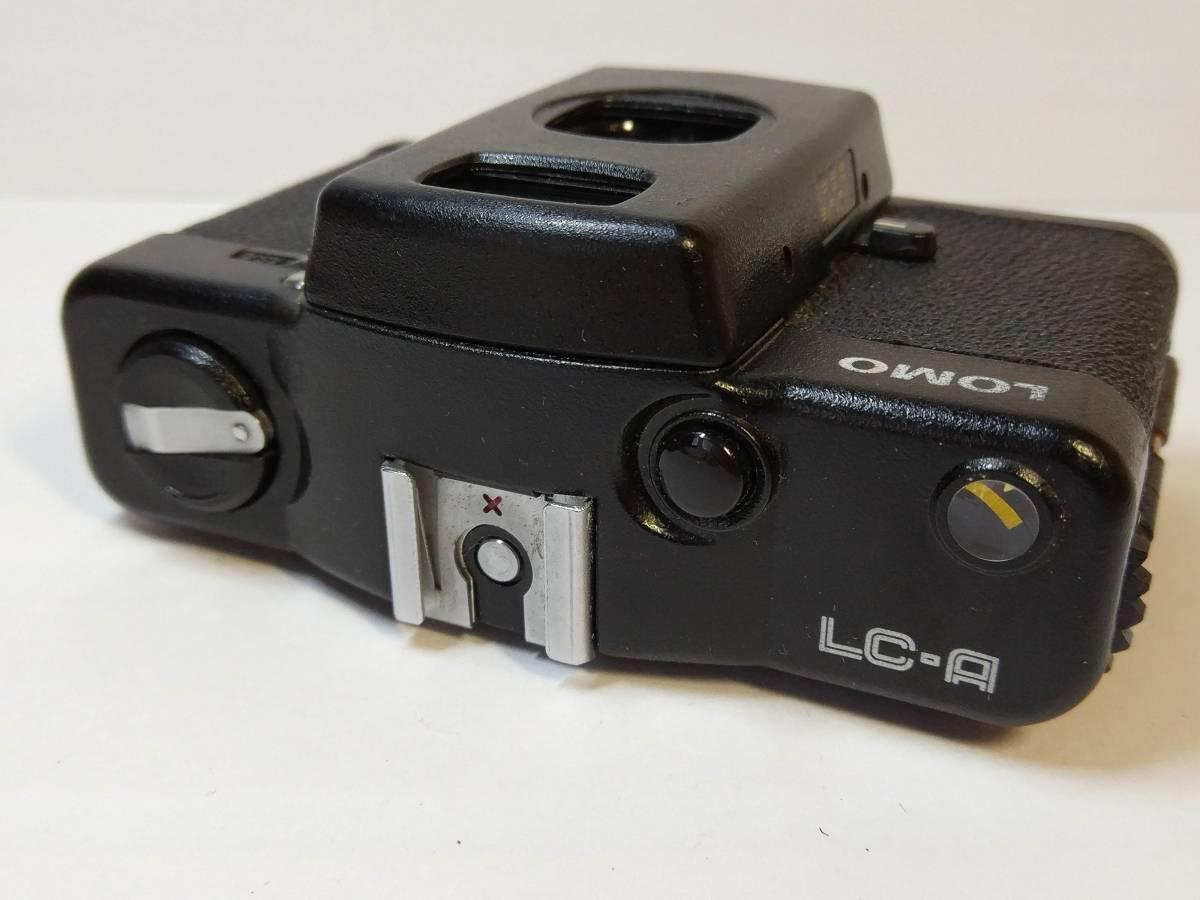 極上の LOMO Compact LC-A コンパクトCosina CX-2 #1008B_画像7