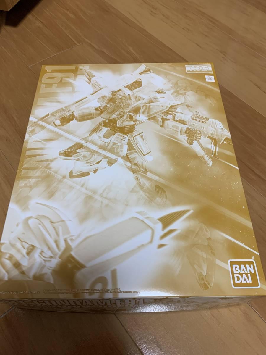 MG 1/100 ガンダムF91 Ver.2.0 残像イメージカラー_画像3