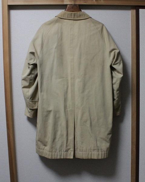 ビンテージ VAN JACヴァンジャケット 一枚袖 ステンカラーコート/トレンチコート バーバリーKENTケント_画像3