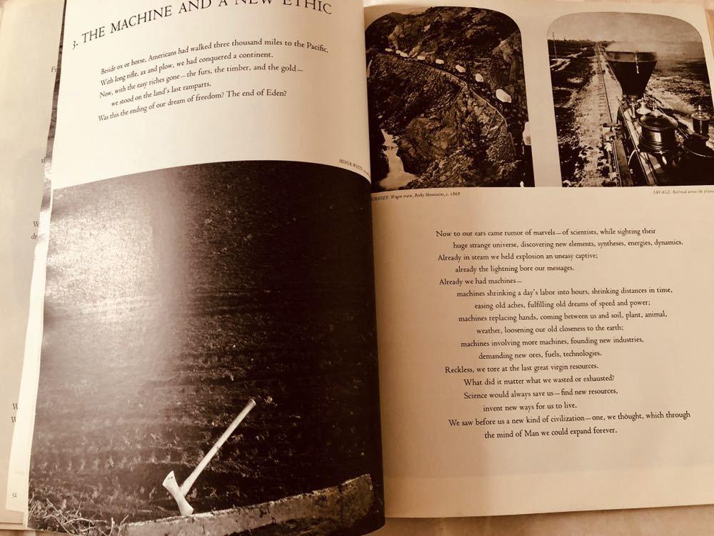 【洋書】 アンセル・アダムス写真集 Ansel Adams シエラクラブ「This Is the American Earth」自然 ・風景写真_画像3