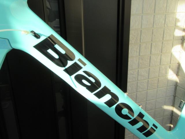 2018年 ビアンキ Bianchi アリア ARIA 未使用 57サイズ_画像2