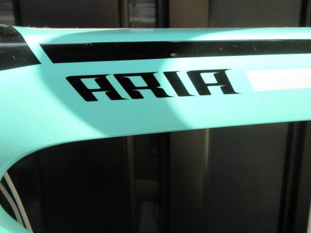 2018年 ビアンキ Bianchi アリア ARIA 未使用 57サイズ_画像3