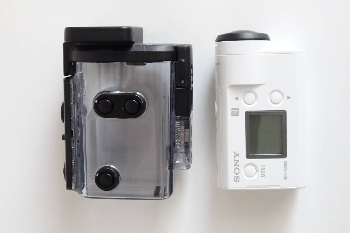 SONY ActionCam HDR-AS300