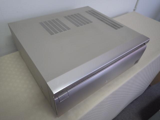 195【S.R】Victor/ビクター ビデオカセットレコーダー HR-Z1 S-VHS DA 元箱・リモコン UM-3 動作品 赤外線OK 取説付 ジャンク品 香川発_画像6