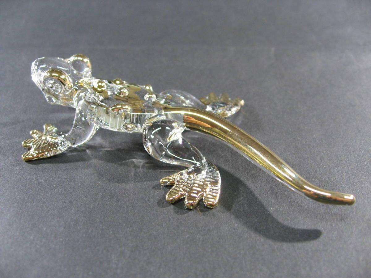 【全国一律送料込】 ガラス細工 コモドオオトカゲ コモドドラゴン 002_画像6