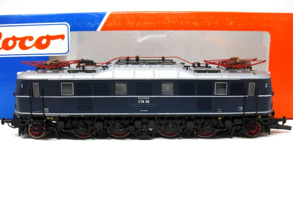 HOゲージ ロコ 43729 ROCO 機関車 鉄道模型 HOゲージ 未使用保管品 検索 Nゲージ 列車 車両 電車 機関車 超希少品 未使用保管動作未確認品