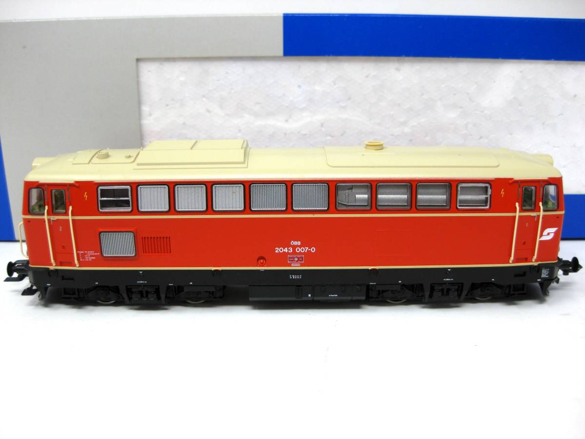 HOゲージ ロコ 63906 ROCO 機関車 鉄道模型 HOゲージ 未使用保管品 検索 Nゲージ 列車 車両 電車 機関車 超希少品 未使用保管動作未確認品