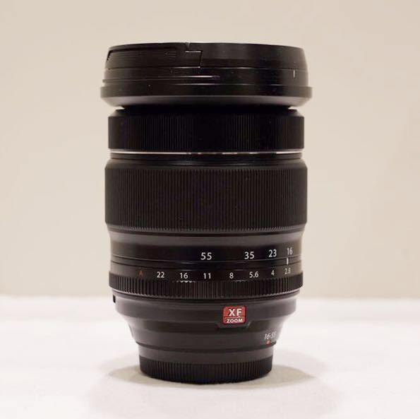 【送料無料】Fujifilm XF16-55mm F2.8 富士フィルム 大口径標準ズームレンズ