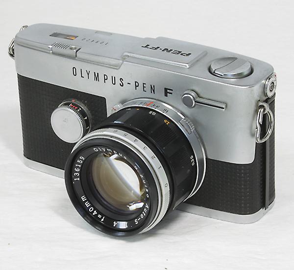 OLYMPUS PEN FT 40mm F1.4_画像5