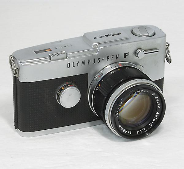 OLYMPUS PEN FT 40mm F1.4_画像6