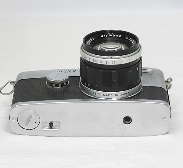 OLYMPUS PEN FT 40mm F1.4_画像4
