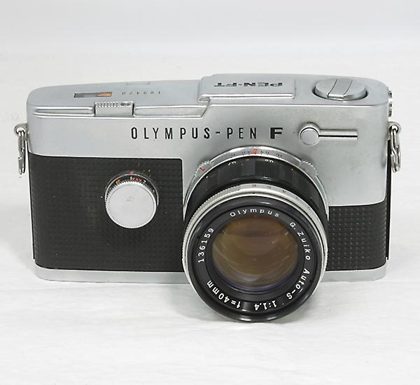 OLYMPUS PEN FT 40mm F1.4