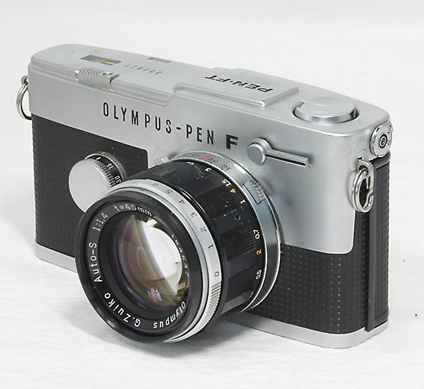 OLYMPUS PEN-FT 40mm F1.4_画像5