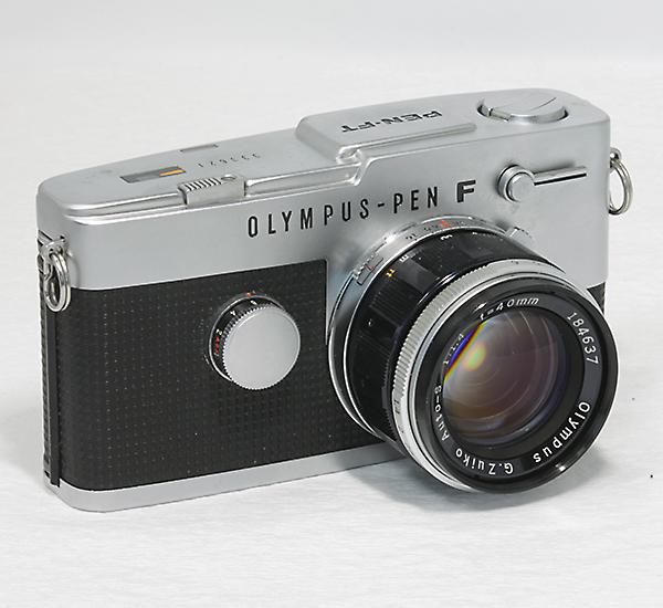 OLYMPUS PEN-FT 40mm F1.4_画像6