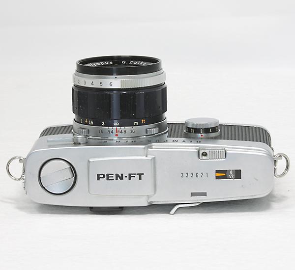 OLYMPUS PEN-FT 40mm F1.4_画像3