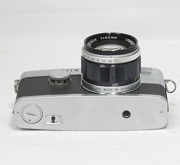 OLYMPUS PEN-FT 40mm F1.4_画像4