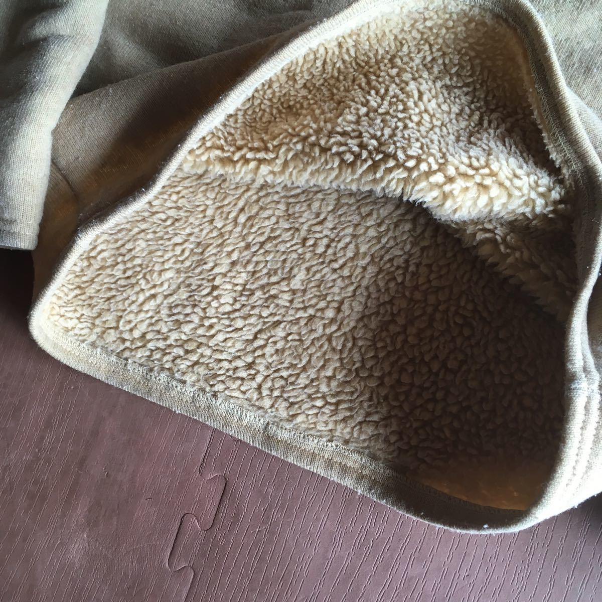70s patagonia 白タグ パイル プルオーバー ジャケット ビンテージ オリジナル デカタグ vintage YKK / レトロ mars シュイナード サーフ_画像10