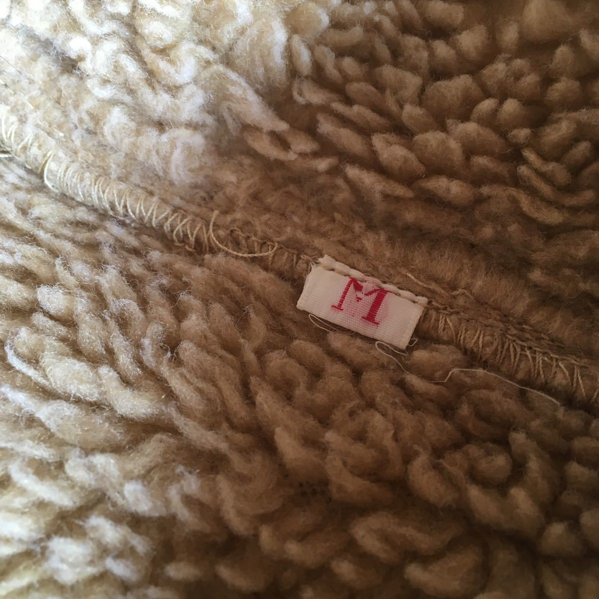 70s patagonia 白タグ パイル プルオーバー ジャケット ビンテージ オリジナル デカタグ vintage YKK / レトロ mars シュイナード サーフ_画像5