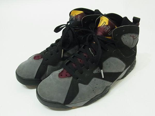 f6f1531e7d22 Nike AIR JORDAN 7 RETRO BORDEAUX 304775-003 air Jordan 7 retro bordeaux  sneakers R 0123 0125 de 037048