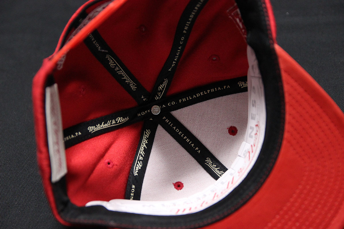 US限定モデル RED BULL/レッドブル x MITCHELL&NESS■新品本物 日本未発売■希少レア キャップ 帽子 /モンスター MONSTER supremex-sports/_画像5
