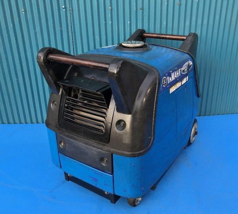 502 YAMAHA ヤマハ インバータ発電機 EF2800iSE_画像8