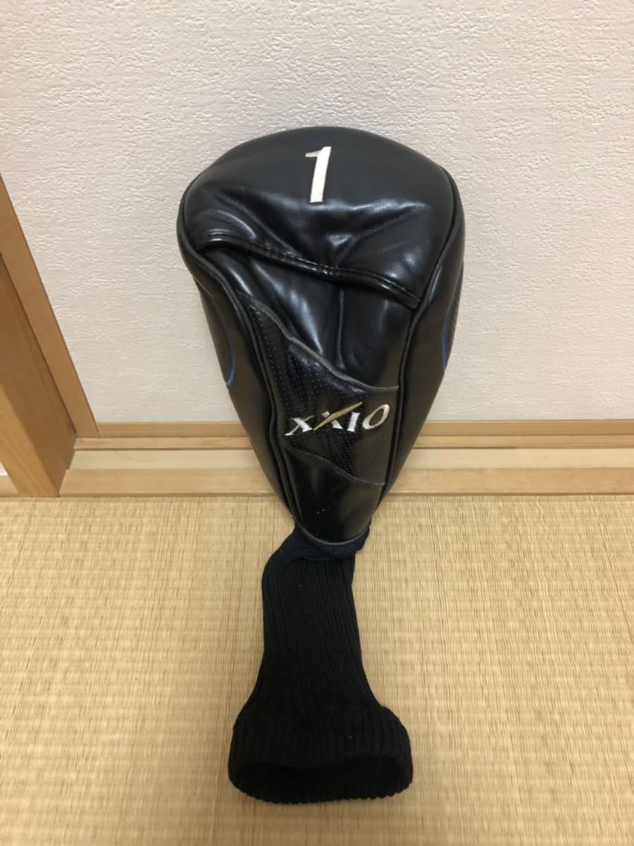 中古品 ヘッドカバー単品 ダンロップ ゼクシオ ナイン XXIO9 2016年モデル ドライバー用_画像1