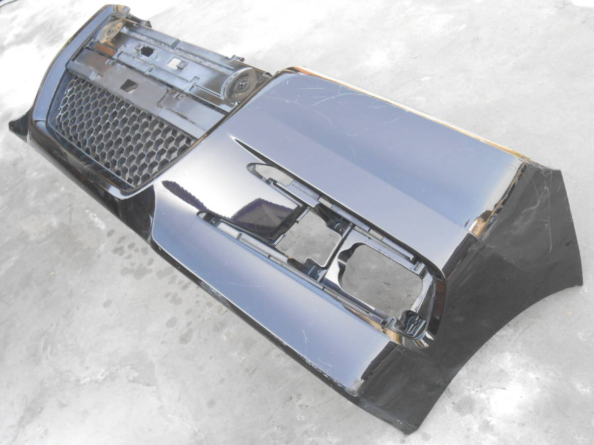 B RK5 ステップワゴンスパーダ フロントバンパー 71101-SZW-J000_画像2