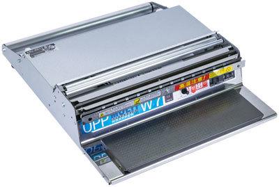 ARC 食品用ラップフィルム包装機 OPP-W7 塩ビ・ポリフィルム/OPPフィルム両対応_画像1