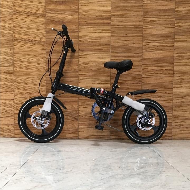 完全売り切り 高級仕様 折りたたみ 自転車 前後ディスクブレーキ ギア付き ファットバイク 電動 アシスト 自転車 マウンテンバイク 通勤_画像4