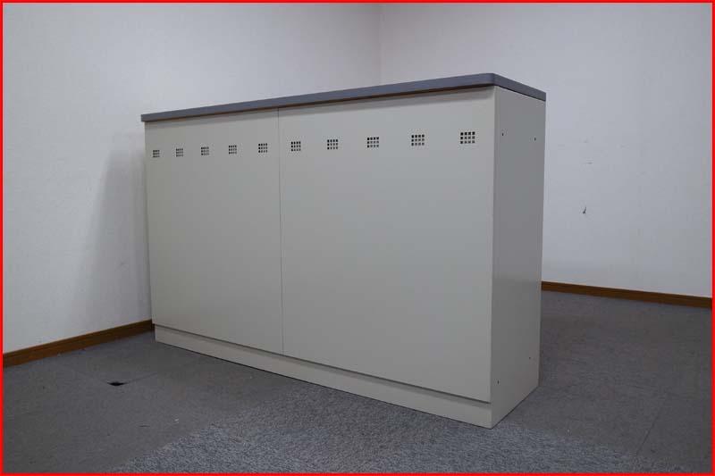 ●SEIKO カウンター書庫 引違い書庫/収納/カウンター/セイコー/受付●