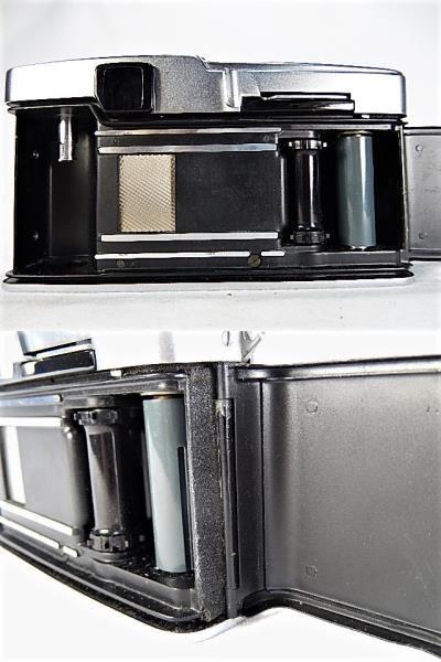 ★美品 オリンパス ペンF 1:1.8 38mm + 100㎜望遠レンズ モルト交換・点検清掃・作動確認済_画像10