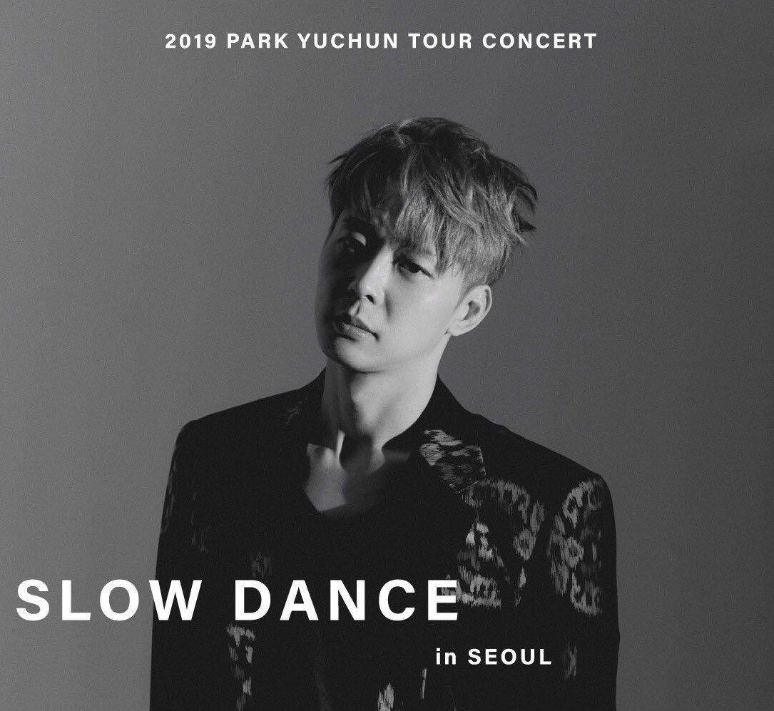 パクユチョン SLOW DANCE 3/5 神戸ワールド記念ホール 2枚連番/東方神起 JYJ チケット PARK YUCHUN