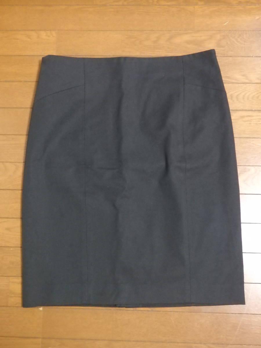 5259d4b2c613 代購代標第一品牌- 樂淘letao - 未使用バナナリパブリックレディースタイトスカートストレッチブラック黒6サイズL位