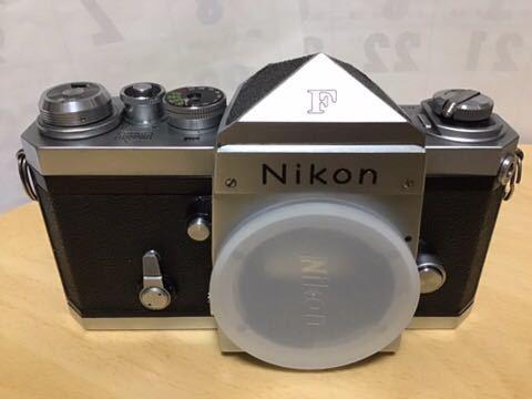 Nikon F (640Fに近い641です) ボディのみ