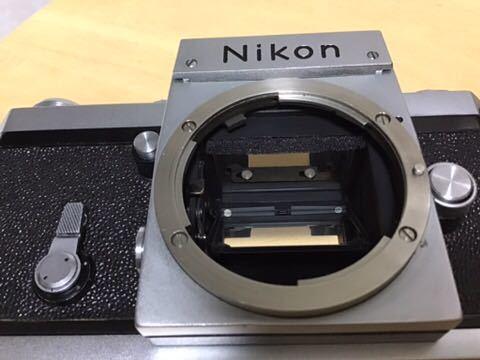 Nikon F (640Fに近い641です) ボディのみ_画像4