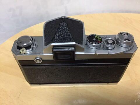 Nikon F (640Fに近い641です) ボディのみ_画像2