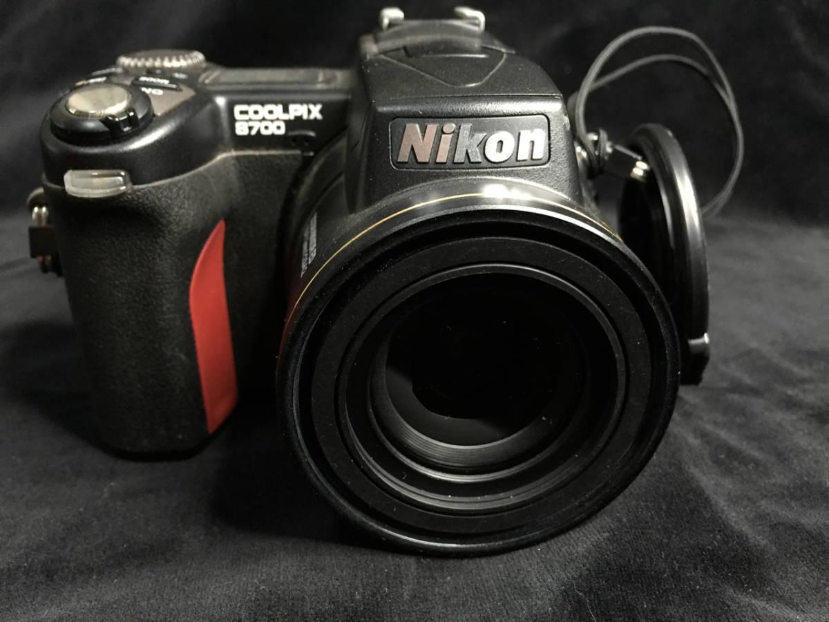 [送料無料] Nikon FC-E9 フィッシュアイコンバーター レア 魚眼 Fisheye Converter X0.2 + COOLPIX 8700 + アダプタリング UR-E18_画像7