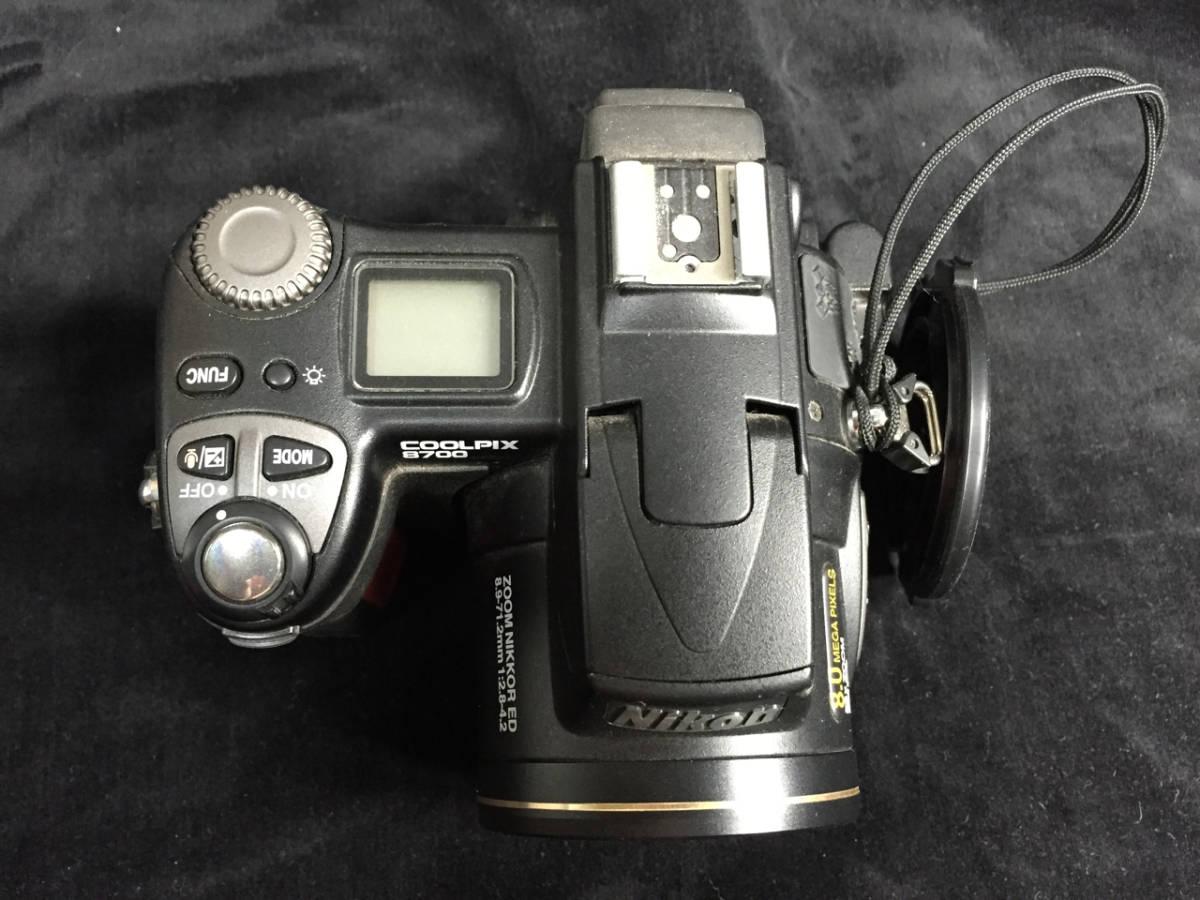 [送料無料] Nikon FC-E9 フィッシュアイコンバーター レア 魚眼 Fisheye Converter X0.2 + COOLPIX 8700 + アダプタリング UR-E18_画像9