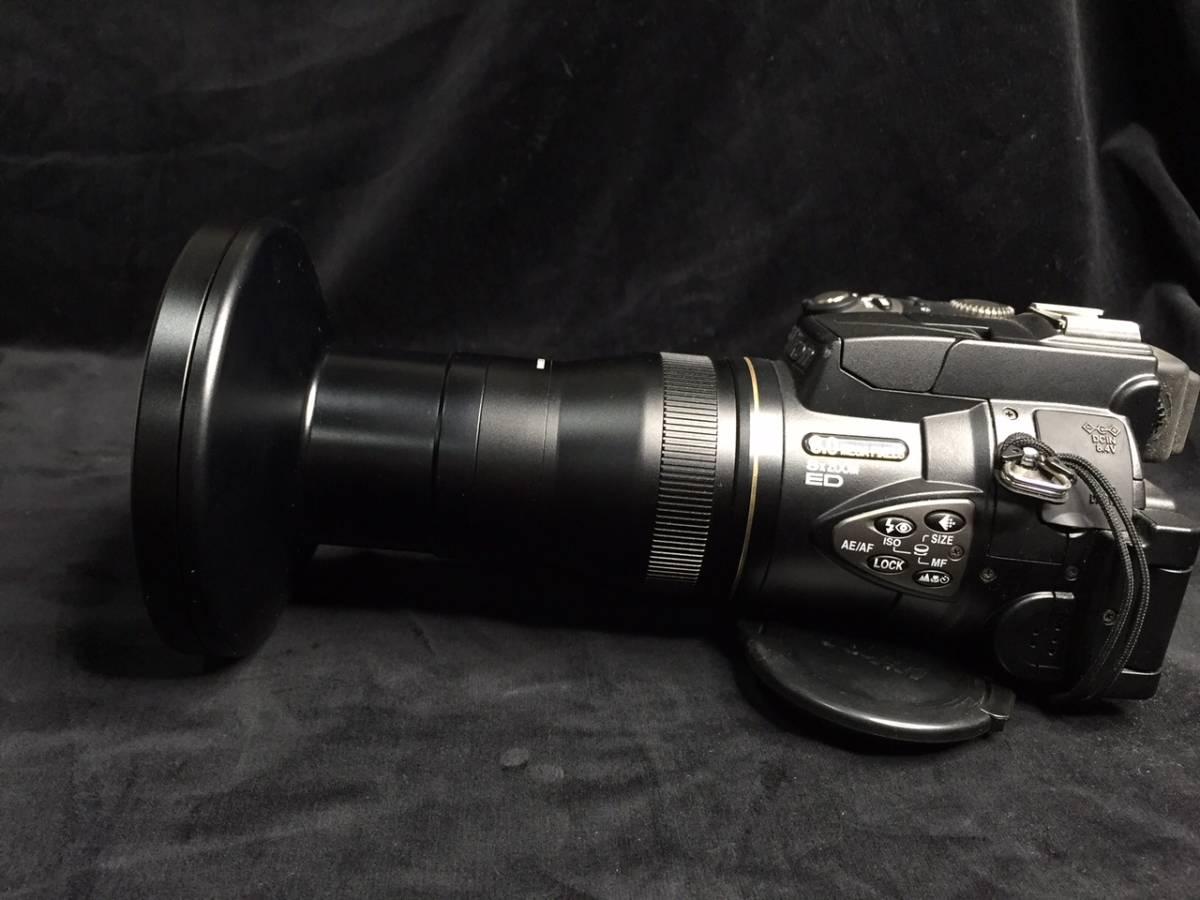 [送料無料] Nikon FC-E9 フィッシュアイコンバーター レア 魚眼 Fisheye Converter X0.2 + COOLPIX 8700 + アダプタリング UR-E18_画像2