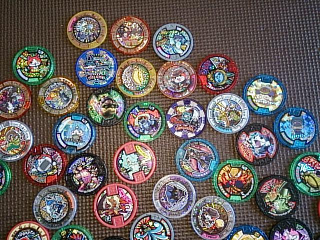 ☆☆妖怪ウォッチ 大量メダル114枚♪☆☆_画像2