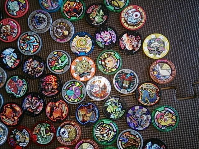 ☆☆妖怪ウォッチ 大量メダル114枚♪☆☆_画像3