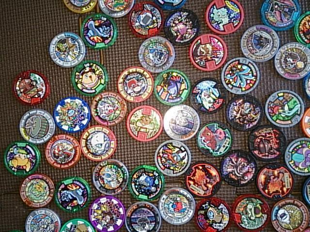 ☆☆妖怪ウォッチ 大量メダル114枚♪☆☆_画像4