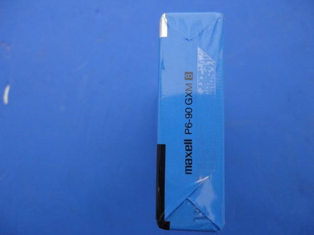 ☆8ミリビデオテープ ☆maxell GX  Metal メタルテープ 90分☆(MADE IN JAPAN)日立マクセル株_画像5