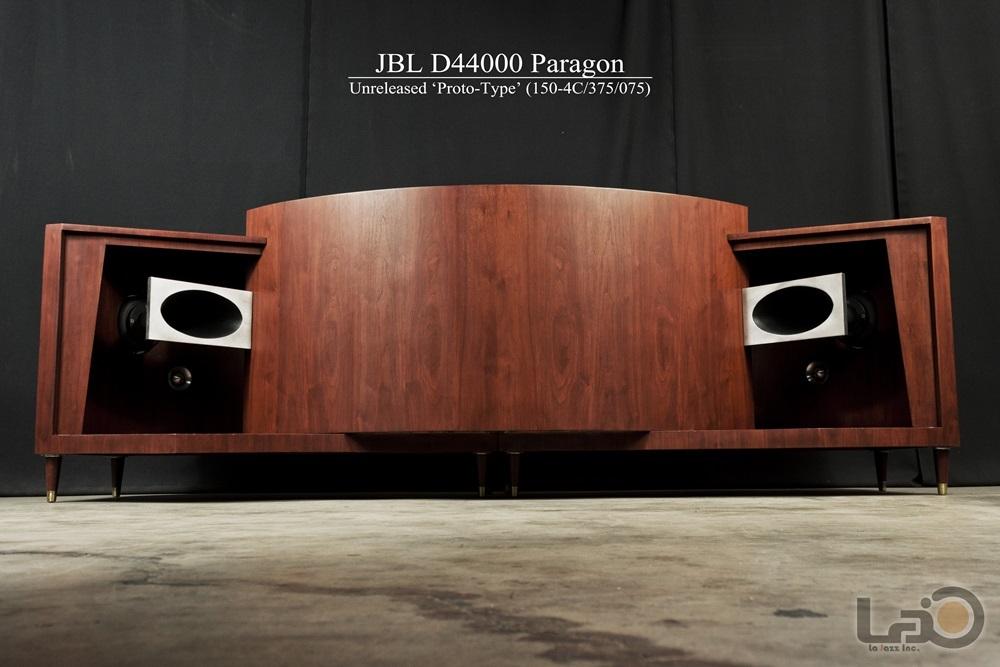 JBL C44 PROTO-TYPE PARAGON プロト・タイプ パラゴン(米国/ロサンゼルス発)_画像1