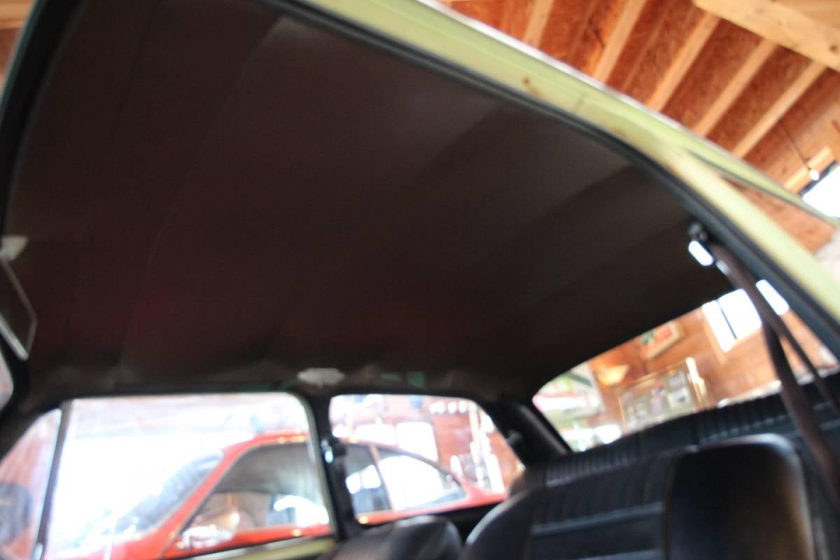 '69オースチン アメリカ 2ドア!ガレージ保管車!2オーナー車! 即決! 最落なし!珍しい2ドアです!!_画像4